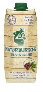 Naturbursche Stevia-Eistee Weißtee-Kirsche