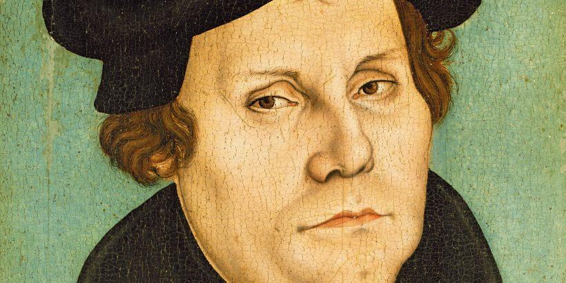 Porträt Martin Luther