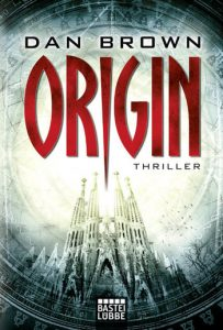 """Cover """"Origin"""" - Dan Brown"""