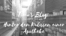 Blick hinter die Kulissen einer Apotheke