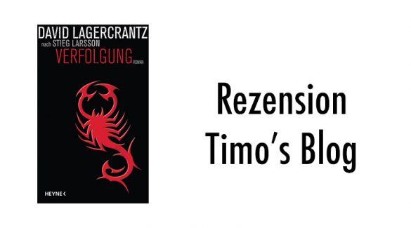 "Rezension ""Verfolgung"" von David Lagercrantz"