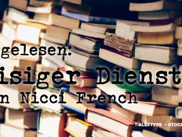 Eisiger Dienst Nicci French Frieda Klein